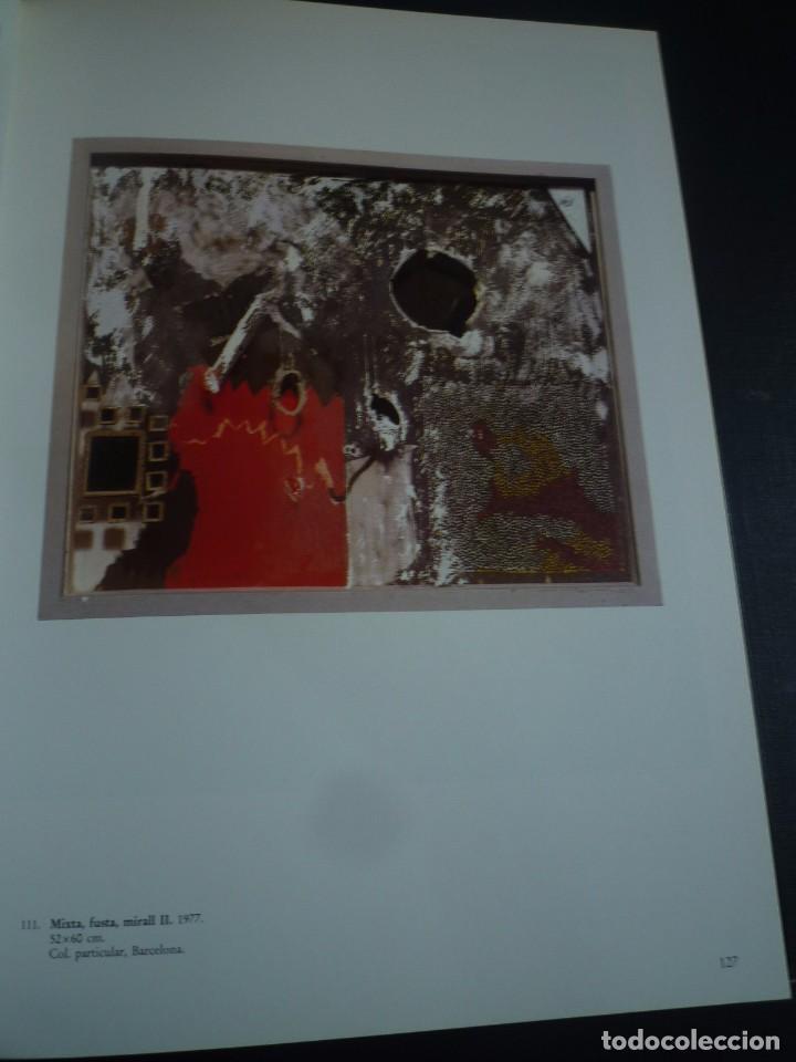 Arte: JOSEP GUINOVART. ITINERARI 1948-1988. CATÁLOGO TECLA SALA. HOSPITALET DE LLOBREGAT, 1989-1990 - Foto 3 - 141143098