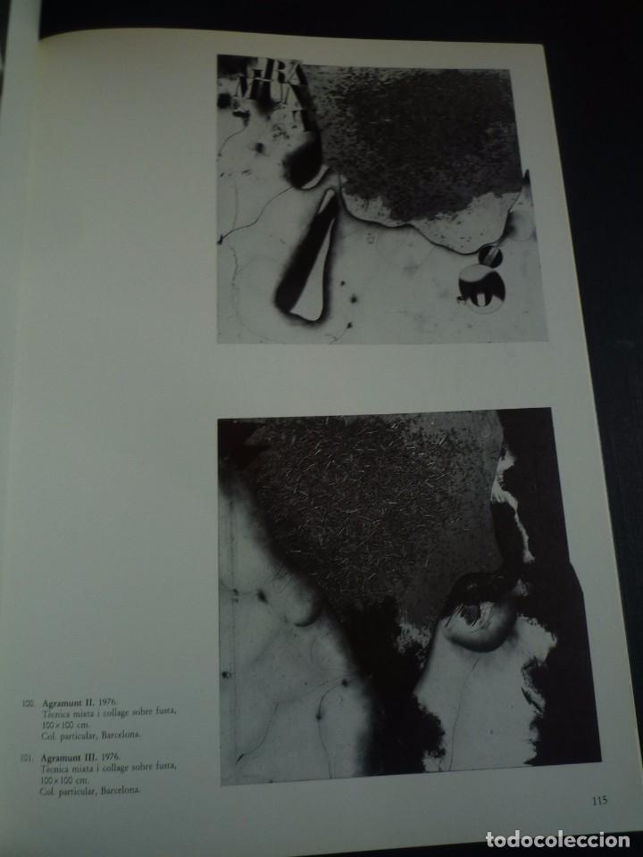Arte: JOSEP GUINOVART. ITINERARI 1948-1988. CATÁLOGO TECLA SALA. HOSPITALET DE LLOBREGAT, 1989-1990 - Foto 4 - 141143098