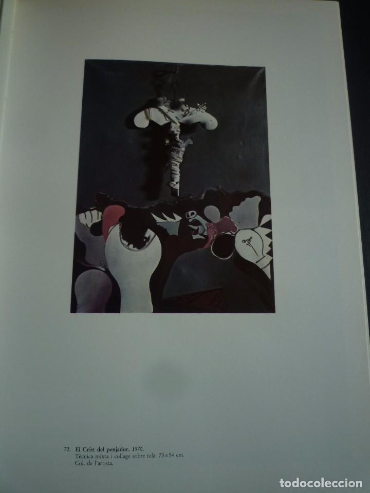 Arte: JOSEP GUINOVART. ITINERARI 1948-1988. CATÁLOGO TECLA SALA. HOSPITALET DE LLOBREGAT, 1989-1990 - Foto 6 - 141143098