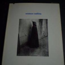 Arte: HANNAH COLLINS. FOTOGRAFIAS. CATÁLOGO EXPOSICIÓN CENTRO D' ART SANTA MONICA. 1993. Lote 132309758