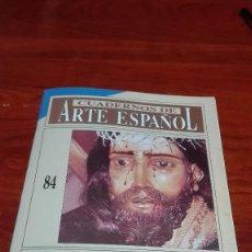 Arte: CUADERNO DE ARTE ESPAÑOL FRANCISCO SALZILLO. Lote 181130500