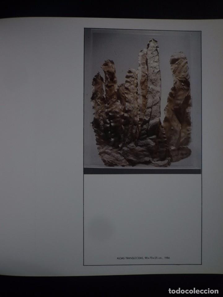 Arte: AURELIA MUÑOZ. CATÁLOGO CAJA DE AHORROS DEL MEDITERRANEO. ELCHE. 1991 - Foto 2 - 195145787