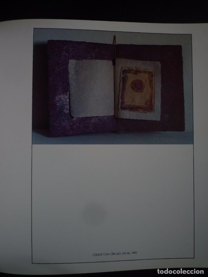 Arte: AURELIA MUÑOZ. CATÁLOGO CAJA DE AHORROS DEL MEDITERRANEO. ELCHE. 1991 - Foto 5 - 195145787