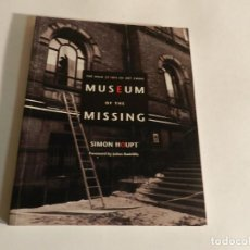 Art: MUSEUM OF THE MISSING: A HISTORY OF ART 2006 SIMON HOUPT JULIAN RADCLIFFE. Lote 88263536