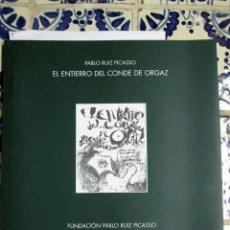 Arte - El entierro del Conde Orgaz. Pablo Ruiz Picasso. 2004 - 88928868