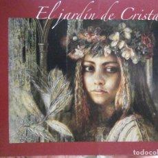 Arte: EL JARDIN DE CRISTAL JOSE ANTONIO GARCIA RUIZ CASA PALACIO DE LOS PINELO SEVILLA 2008. Lote 88983476