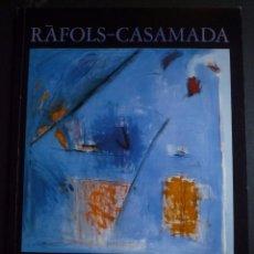 Arte: RÀFOLS CASAMADA. UNA VISIÓ RETROSPECTIVA. 1947-1987. Lote 89061448