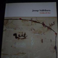 Arte: JOSEP VALLRIBERA. CRIDA AL RISC. EXPOSICIÓN LUDWIG MUSEUM Y MUSEU D'ART JAUME MORERA LLEIDA.2005. Lote 89087928