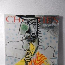 Arte: CATALOGO DE SUBASTAS CHRISTIE'S ENERO - FEBRERO AÑO 2005.. Lote 89099040