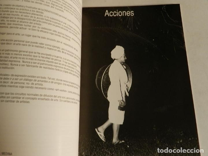 Arte: ACCIONES.- CUADERNOS FORMALES Nº 4 COLEGIO DE ARQUITECTOS, MÁLAGA. - Foto 3 - 89277092