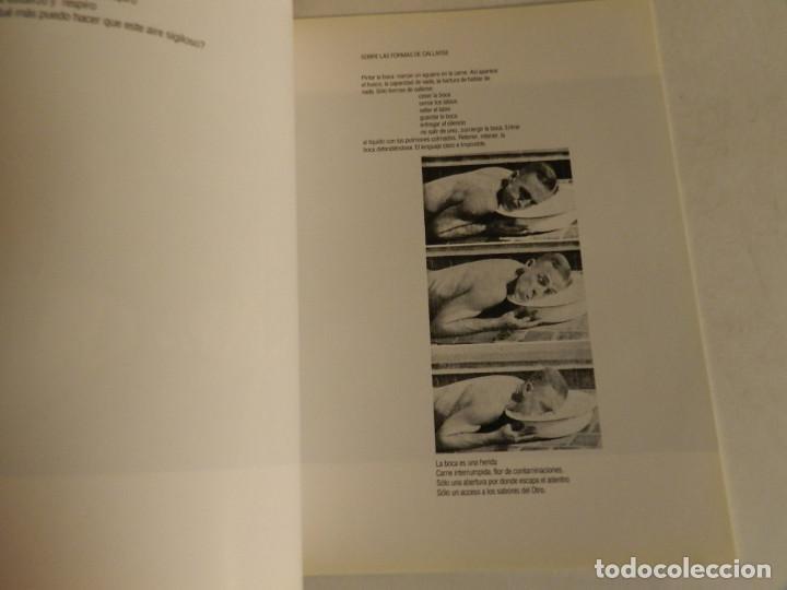 Arte: ACCIONES.- CUADERNOS FORMALES Nº 4 COLEGIO DE ARQUITECTOS, MÁLAGA. - Foto 7 - 89277092