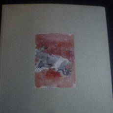 Arte: GEORG BASELITZ. OLIS I AQUAREL.LES1998. GALERIA JOAN PRATS. BARCELONA 1999. Lote 89430176