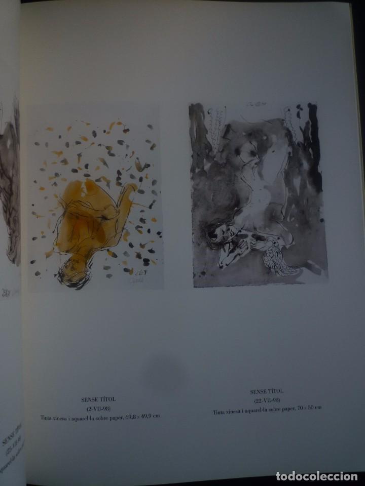 Arte: GEORG BASELITZ. OLIS I AQUAREL.LES1998. GALERIA JOAN PRATS. BARCELONA 1999 - Foto 4 - 89430176