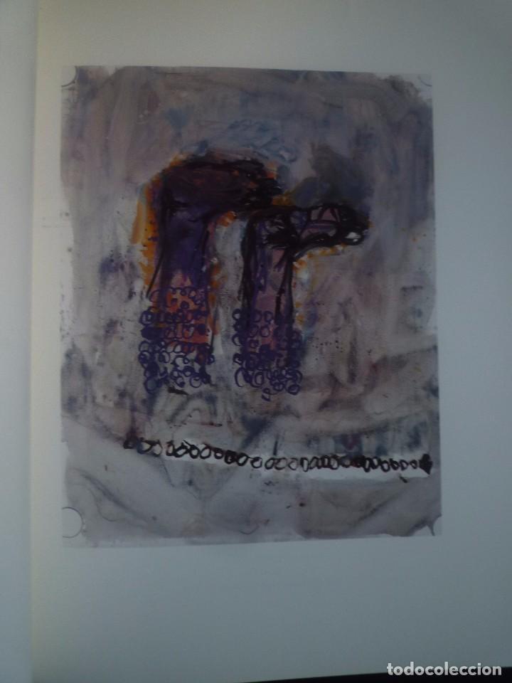 Arte: GEORG BASELITZ. OLIS I AQUAREL.LES1998. GALERIA JOAN PRATS. BARCELONA 1999 - Foto 5 - 89430176