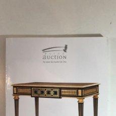 Arte: CATÁLOGO DE SUBASTAS EUROPE AUCTION DROUOT. 15 DE JUNIO 2012. . Lote 89445576