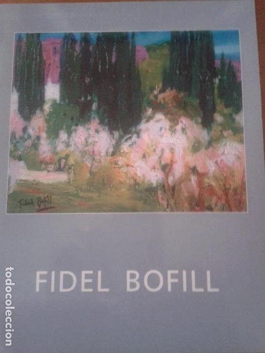FIDEL BOFILL (Arte - Catálogos)