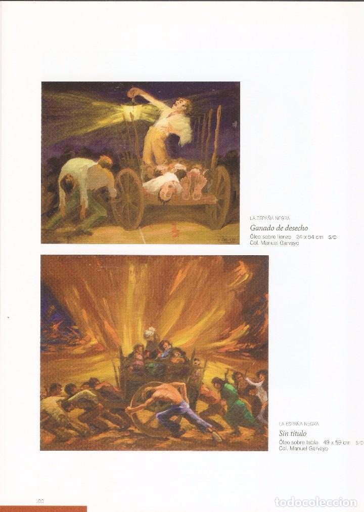 Arte: MANUEL GARVAYO 1911 - 1983. MUSEO DEL PATRIMONIO MUNICIPAL. MÁLAGA, 2010. - Foto 3 - 89682836