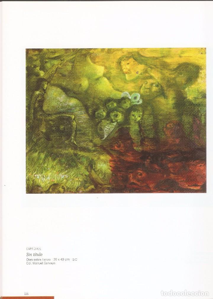 Arte: MANUEL GARVAYO 1911 - 1983. MUSEO DEL PATRIMONIO MUNICIPAL. MÁLAGA, 2010. - Foto 4 - 89682836