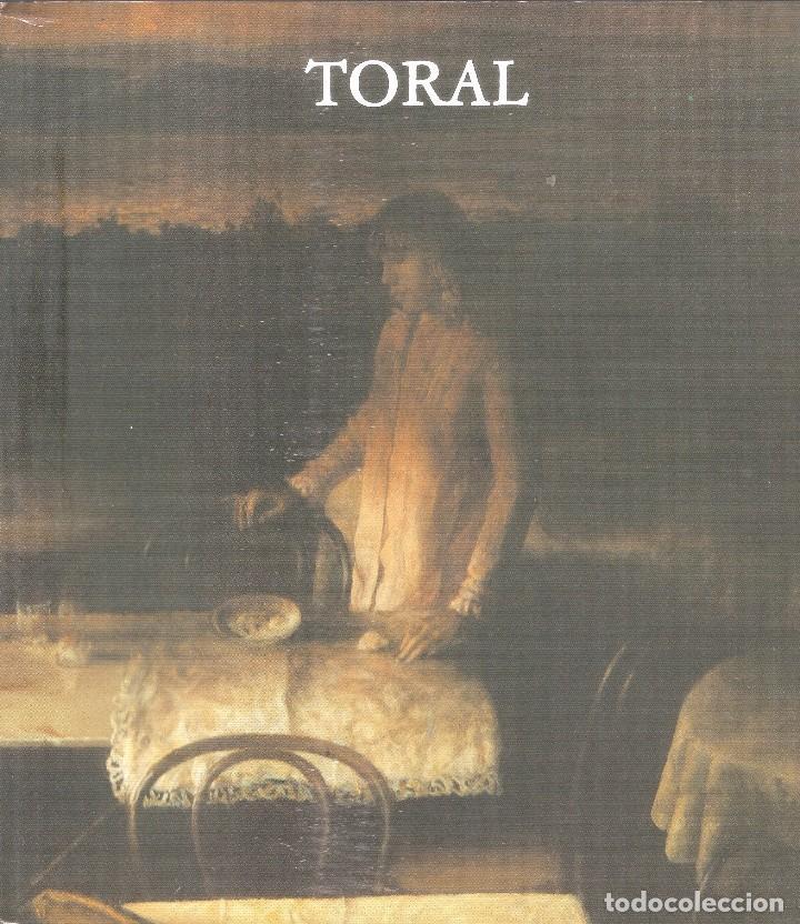 CRISTOBAL TORAL - CAJA GENERAL DE AHORROS Y MONTE DE PIEDAD DE GRANADA, 1988. (Arte - Catálogos)