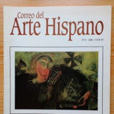 Arte: REVISTA CORREO DEL ARTE HISPANO - 1992. Lote 89740356