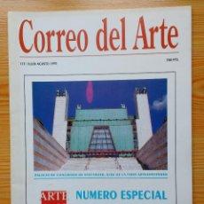 Arte: REVISTA CORREO DEL ARTE - 1995 - NUMERO ESPECIAL DEDICADO A ARTES-SANTANDER. Lote 89740592