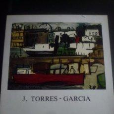 Arte: TORRES GARCIA.GALERIA DAU AL SET.1976. Lote 90271136