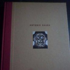 Arte: ANTONIO SAURA. CAJA DUERO, 2002. Lote 90608905