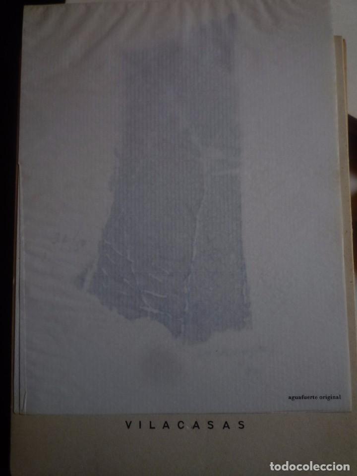 Arte: 0 FIGURA. COLECCIÓN COMPLETA. 7 NÚMEROS. 3 MONOGRÁFICOS DE: SUBIRACHS, THARRATS I VILACASAS - Foto 3 - 91007515