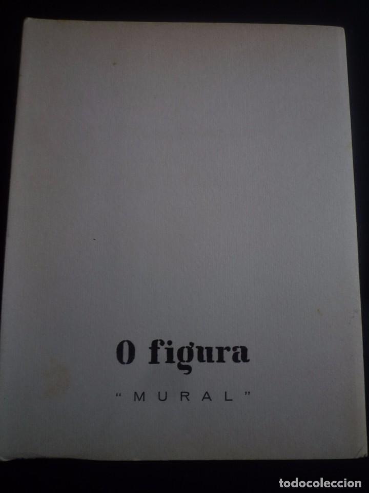 Arte: 0 FIGURA. COLECCIÓN COMPLETA. 7 NÚMEROS. 3 MONOGRÁFICOS DE: SUBIRACHS, THARRATS I VILACASAS - Foto 4 - 91007515