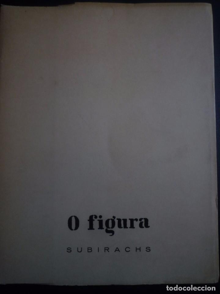 Arte: 0 FIGURA. COLECCIÓN COMPLETA. 7 NÚMEROS. 3 MONOGRÁFICOS DE: SUBIRACHS, THARRATS I VILACASAS - Foto 7 - 91007515