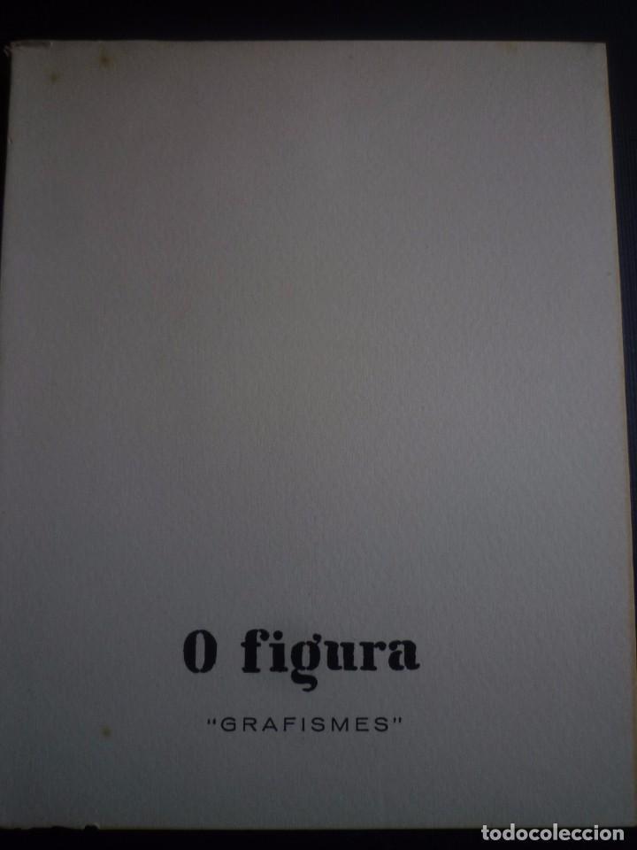 Arte: 0 FIGURA. COLECCIÓN COMPLETA. 7 NÚMEROS. 3 MONOGRÁFICOS DE: SUBIRACHS, THARRATS I VILACASAS - Foto 8 - 91007515