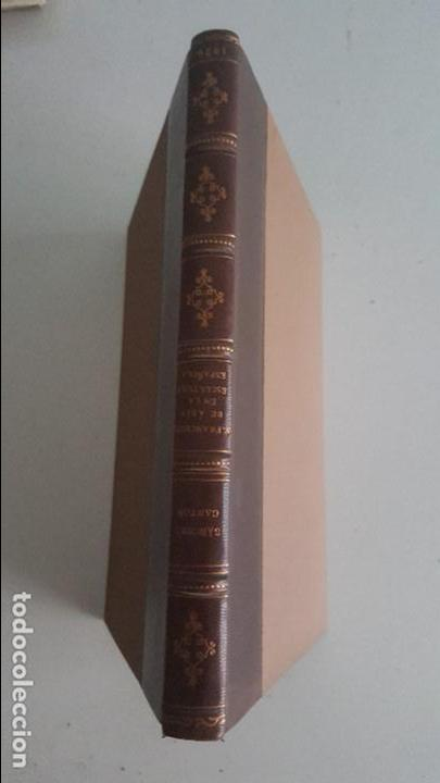 SAN FRANCISCO DE ASIS EN LA ESCULTURA ESPAÑOLA-1926- SANCHEZ CANTON (Arte - Catálogos)