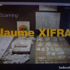 Arte: JAUME XIFRA. SCANNING. CENTRE D'ART SANTA MÒNICA, BARCELONA. 2002. Lote 93829858