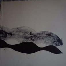 Arte: JAUME AMIGÓ. LE MONDE FLOTANT. GALERÍA PAQUI DELGADO. SANT SADURNÍ D'ANOIA (BARCELONA), 2009. Lote 91937825