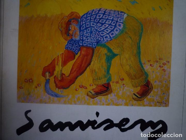 RAMON SANVICENS. FUNDACIÓ CAIXA DE BARCELONA. 1986 (Arte - Catálogos)