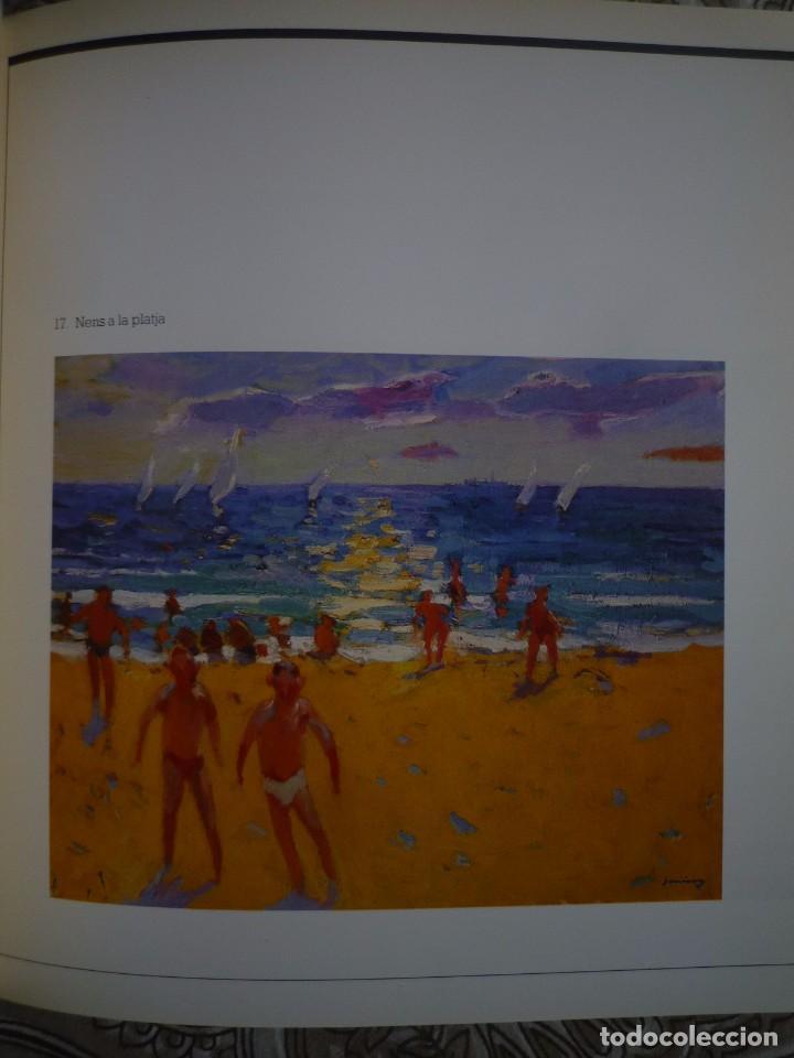 Arte: RAMON SANVICENS. FUNDACIÓ CAIXA DE BARCELONA. 1986 - Foto 2 - 92203810