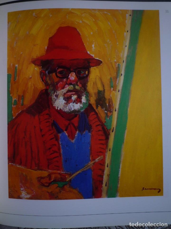 Arte: RAMON SANVICENS. FUNDACIÓ CAIXA DE BARCELONA. 1986 - Foto 3 - 92203810