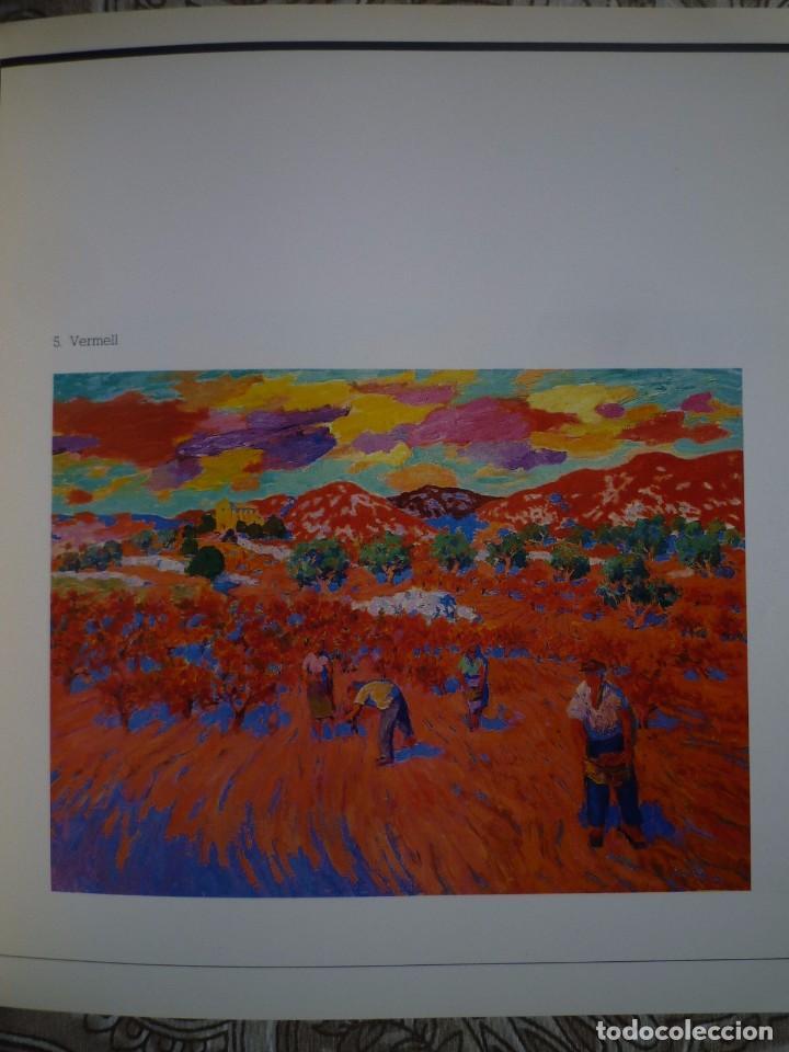 Arte: RAMON SANVICENS. FUNDACIÓ CAIXA DE BARCELONA. 1986 - Foto 4 - 92203810