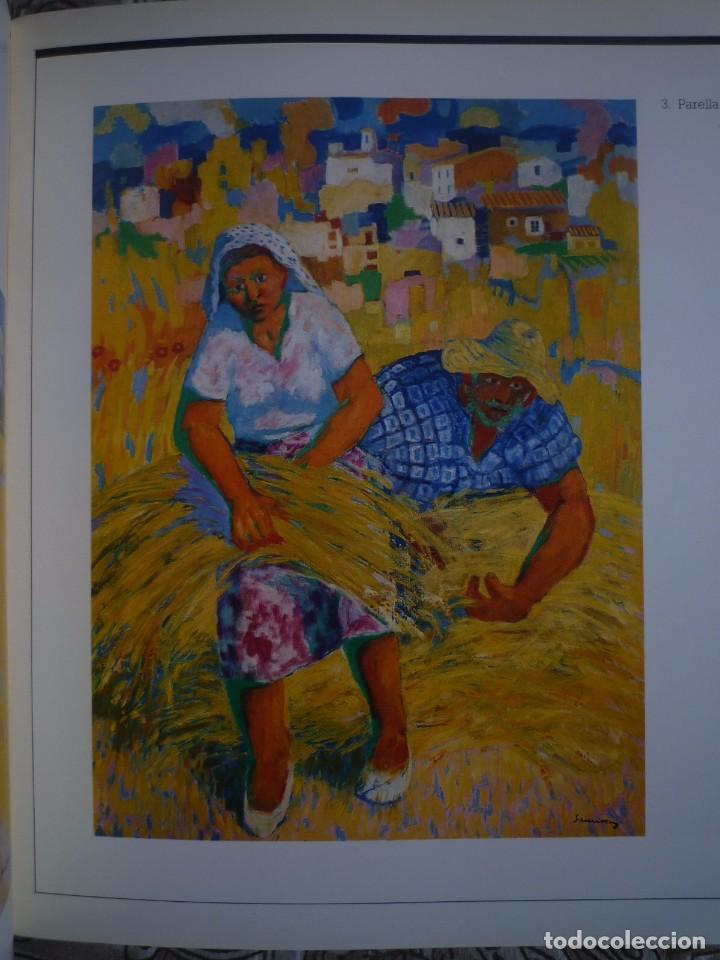 Arte: RAMON SANVICENS. FUNDACIÓ CAIXA DE BARCELONA. 1986 - Foto 5 - 92203810