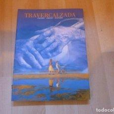 Arte: TRAVERCALZADA PINTURA DIBUJO GRABADO BANCAIXA 1999 221 PP. Lote 92687295