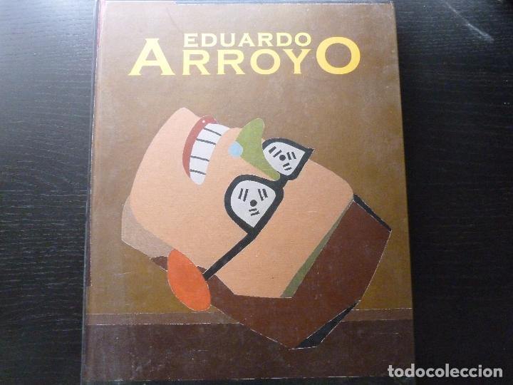 EDUARDO ARROYO EXPOSICION 2008 IVAM MARCO RICARDO BARNATAN 170PP (Arte - Catálogos)