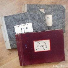 Arte: MANUEL BAEZA - TRES ALBUMES DEL PINTOR CON SU TRAYECTORIA ARTÍSTICA DE 1949 A 1986 (VER DESCRIPCIÓN). Lote 92822615