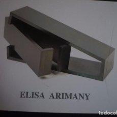 Arte: ELISA ARIMANY. GALERIA 3 PUNTS. BARCELONA. 2006. Lote 179097996