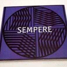 Arte: EUSEBIO SEMPERE * SU OBRA. Lote 93151300