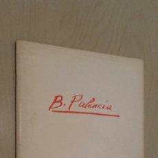 Arte: BENJAMÍN PALENCIA. EXPOSICIÓN EN GALERÍA BIOSCA MADRID (DICIEMBRE 1979).. Lote 93283230