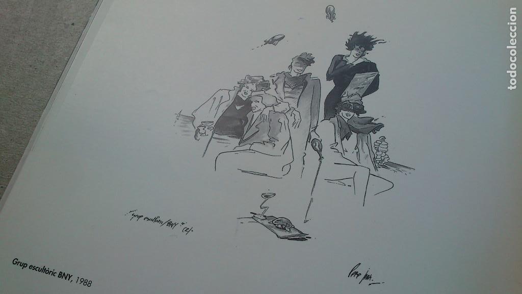 Arte: PERE JOAN - EXPOSICIÓN CASAL BALAGUER - FICOMIC - 1992 - BUEN ESTADO - Foto 8 - 93411735