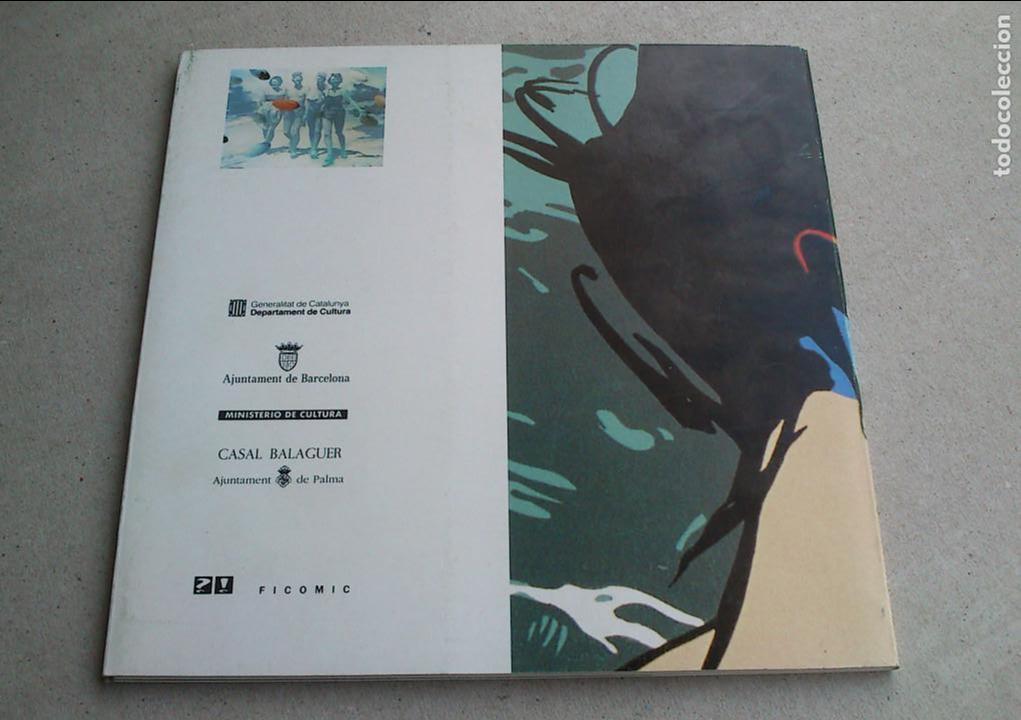 Arte: PERE JOAN - EXPOSICIÓN CASAL BALAGUER - FICOMIC - 1992 - BUEN ESTADO - Foto 10 - 93411735