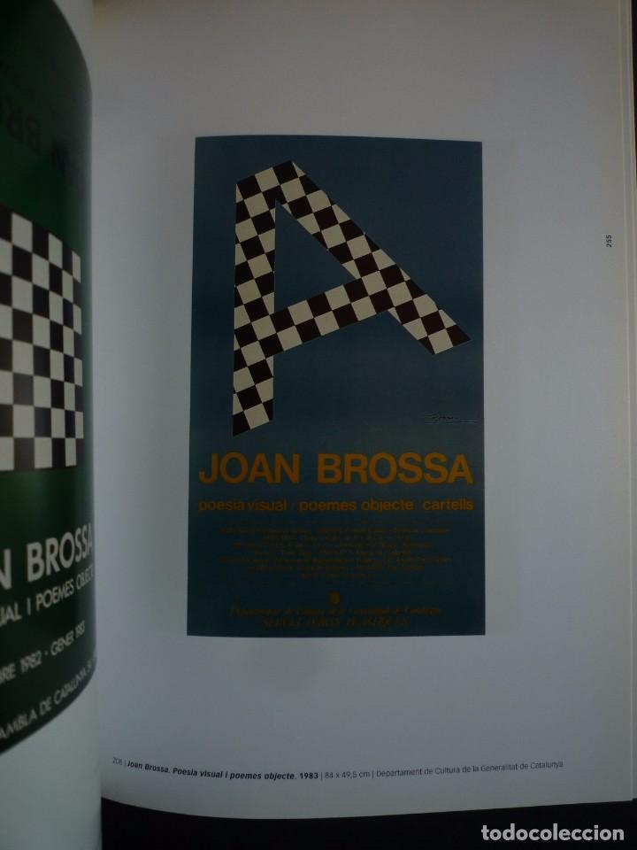 Arte: JOAN BROSSA. O LA REVOLTA POETICA. FUNDACIÓN MIRO. 2001. - Foto 2 - 102922879