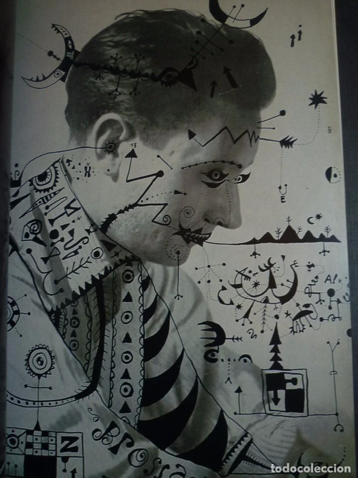 Arte: JOAN BROSSA. O LA REVOLTA POETICA. FUNDACIÓN MIRO. 2001. - Foto 8 - 102922879