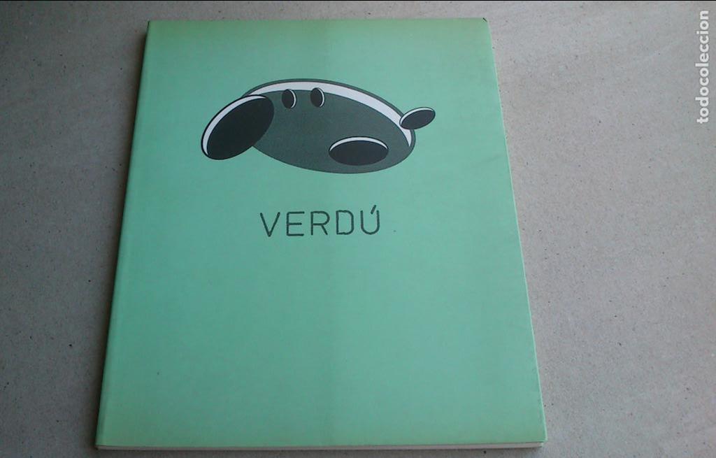 DERNIERES PIECES / OEUVRE GRAPHIQUE - JOAN VERDÚ - EXPOSICIÓN ALZIRA 15 - 1996 - BUEN ESTADO (Arte - Catálogos)